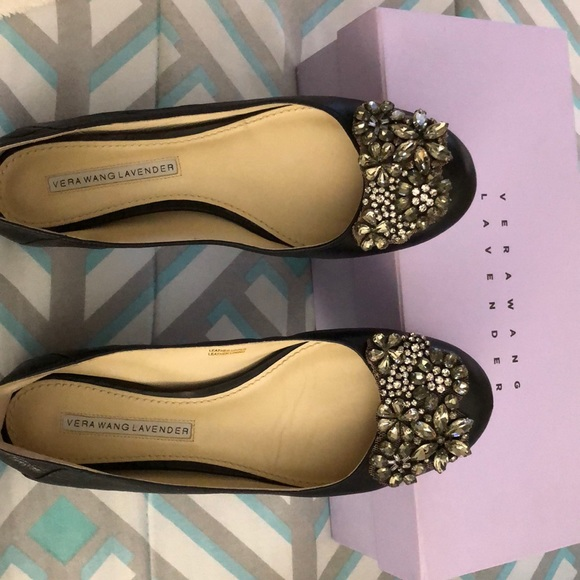 Vera Wang Lavender Label Shoes - Vera Wang shoes. Size 7, black. Original box